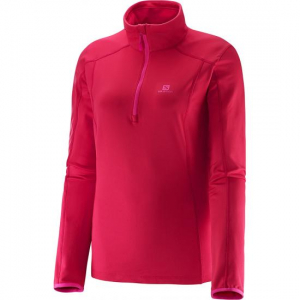 SALOMON DISCOVERY 1/2 ZIP W...